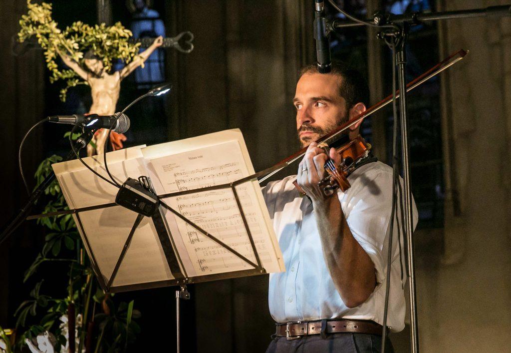mickael violon